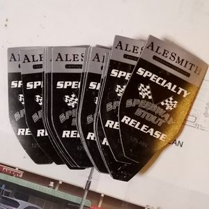 25 Ale Smith Special Release Magnets